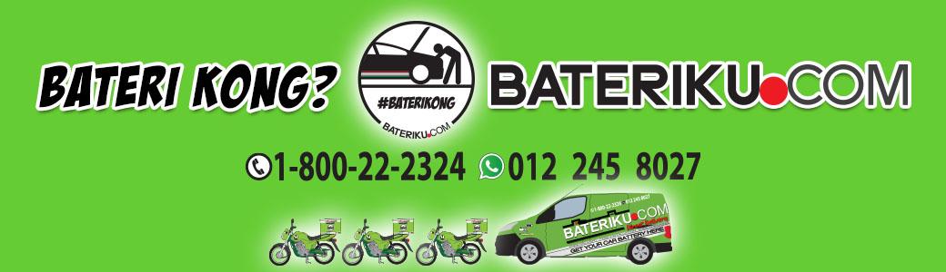 Bateri Kereta Murah Bateriku.com Shah Alam & Lembah Klang