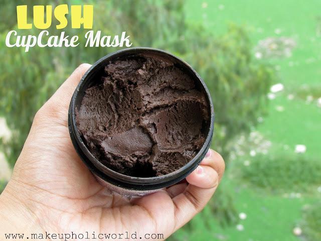 Lush Cup Cake Fresh FaceMask