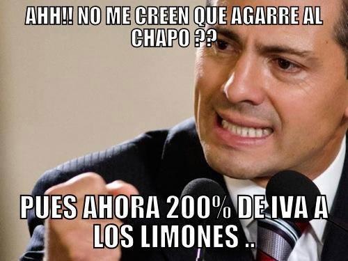 limones meme iva 200 por ciento pe%25C3%25B1a nieto 11 memes de peña nieto con la reina de inglaterra las