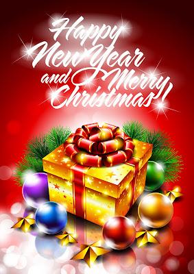 Feliz Navidad y Feliz Año Nuevo 2013