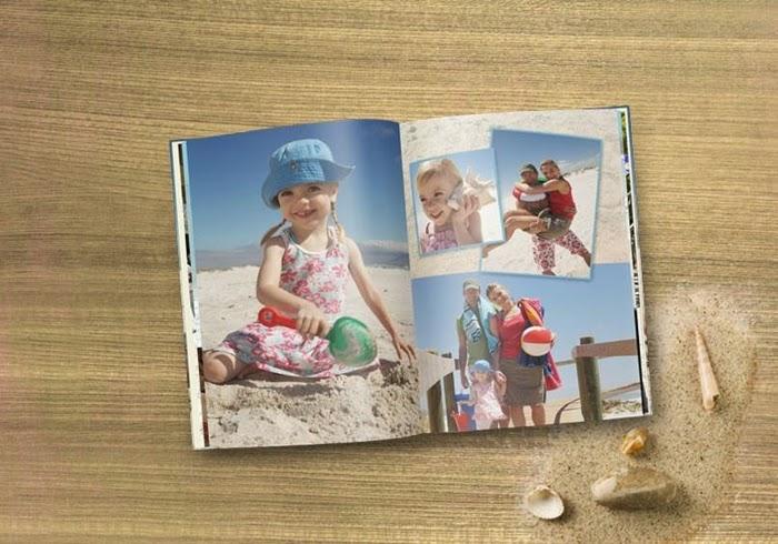 fotolibro vacanze