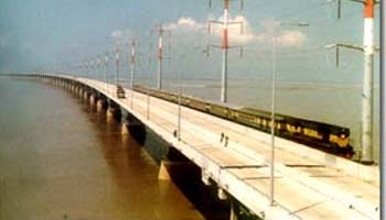 Jamuna River Bridge