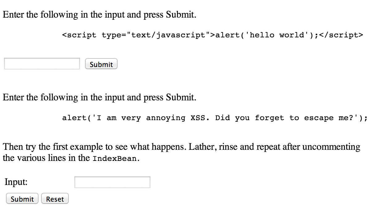 Cross Site Scripting Xss And Playing With Jsoup