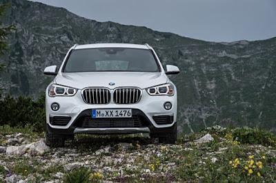 Η νέα BMW X1 - πρόσθετες φωτογραφίες