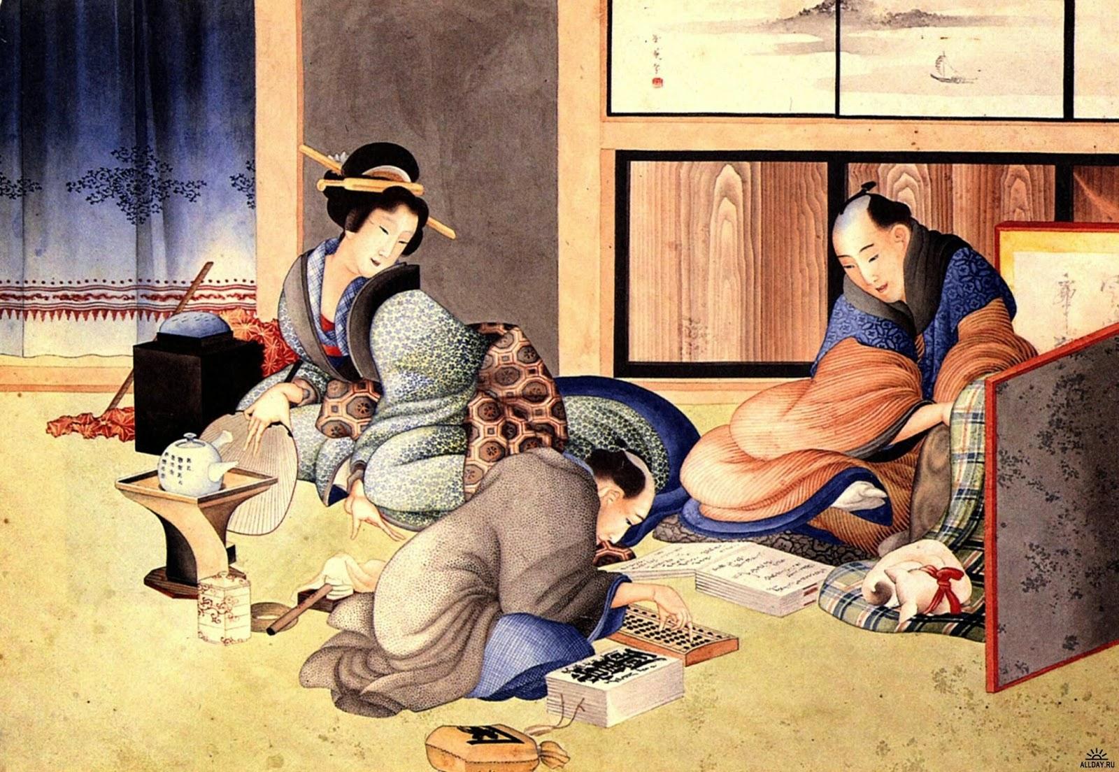 Рисунки фемдом японских художников 9 фотография