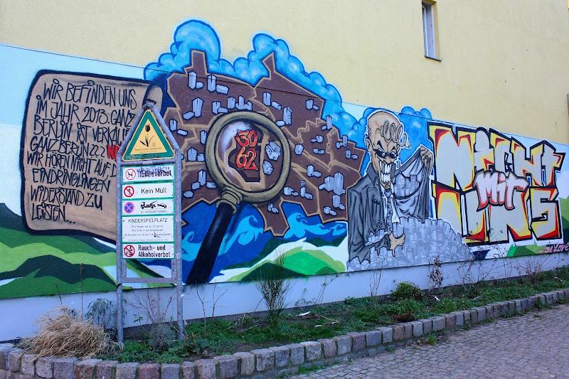 Arte urbano Berlin Schöneberg