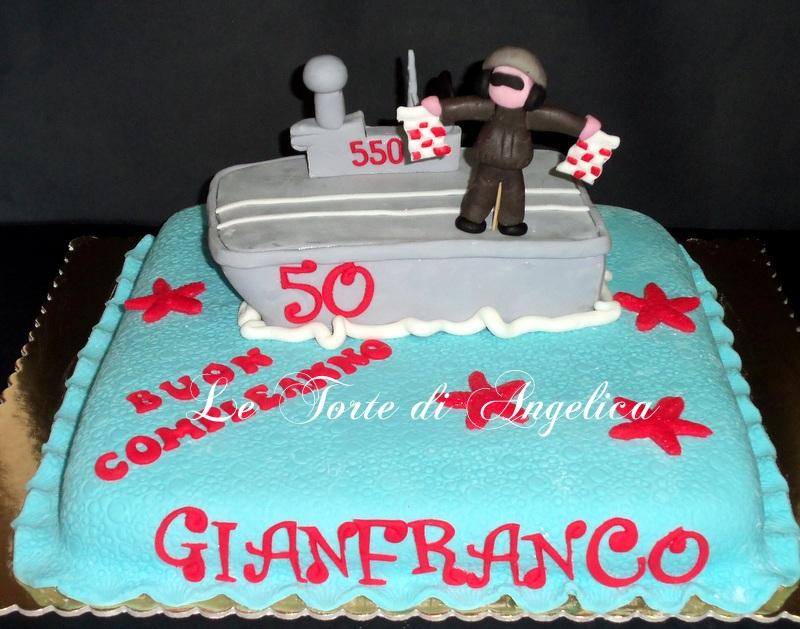 Favori Emozioni in torte- Le torte di Angelica: 50 anni di  CD97