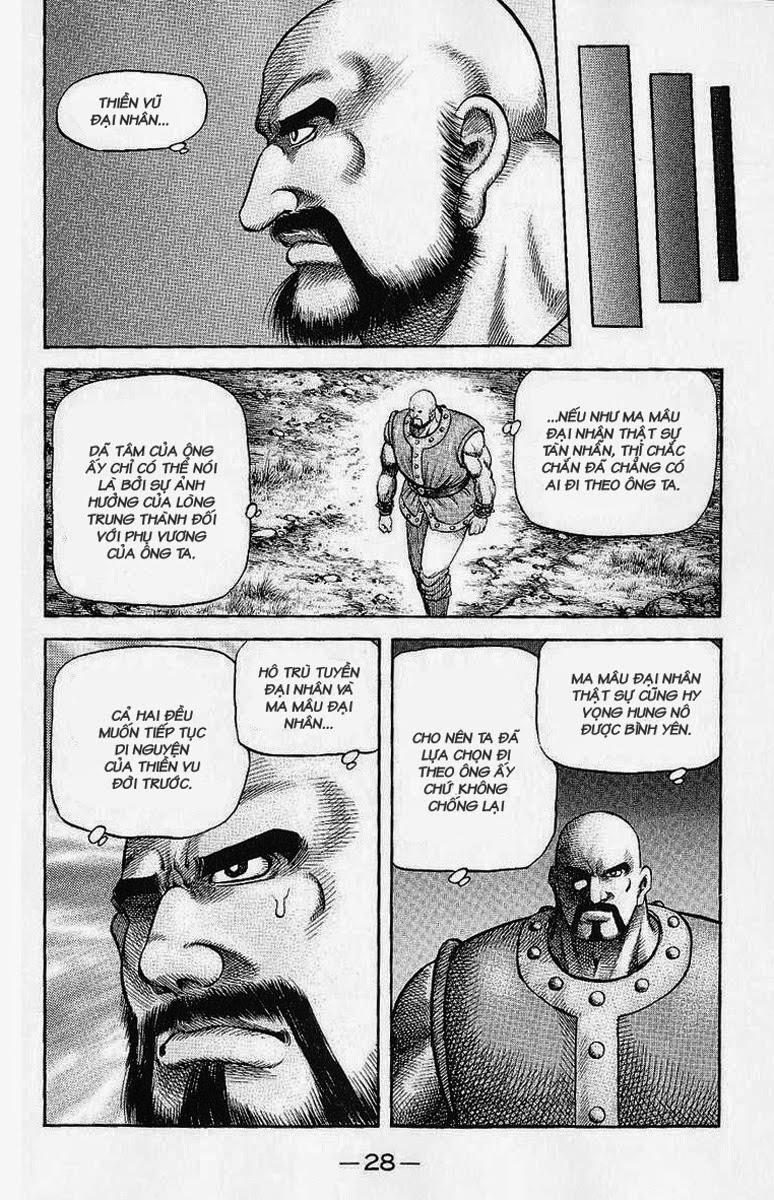 Chú Bé Rồng - Ryuuroden chap 130 - Trang 24