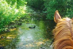 Por el valle de La Barca a caballo