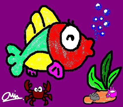 ikan kuikui....haha