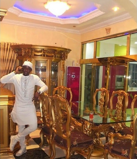 KC6 Is Kcee's House The Most Luxurious Celebrity Crib In Nigerian???