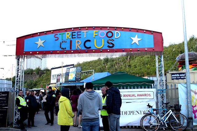 Cardiff Street Food Circus