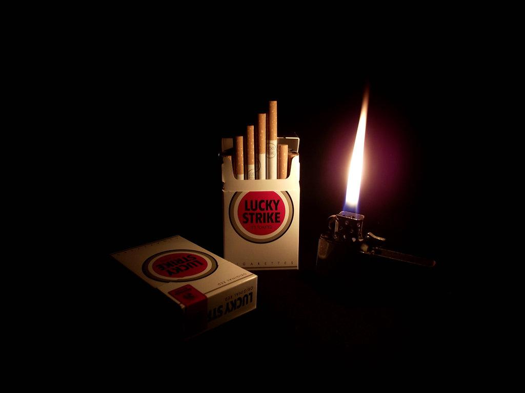 Download Wallpaper 1920x1080 Lucky Strike Cigarette Company