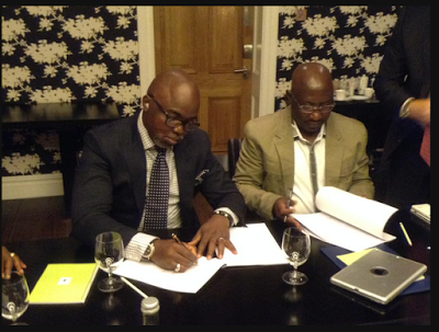 Full Details Of The Contract Signed Between Nigeria Football Federation And NIKE