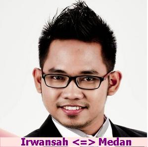 Irwansah D'Academy 2 dari Medan