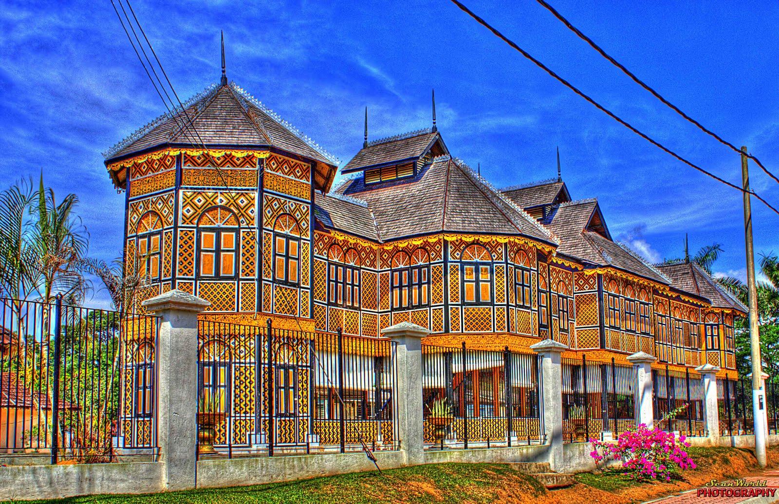 Istana Kenangan Perak Royal Museum Seanworld 民胜世界