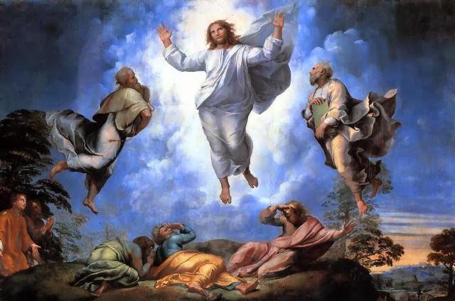 Resultado de imagen para transfiguracion de jesus