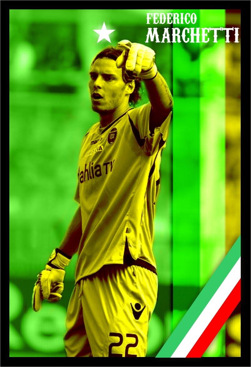 The Best Footballers Federico Marchetti desktop wallpaper