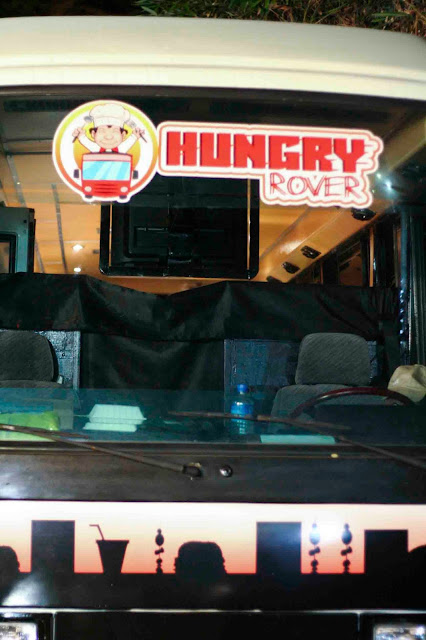 Hungry Rover Food Truck at Cucina Andare