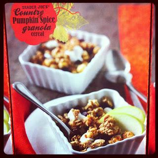 Trader Joe's Country Pumpkin Spice Granola