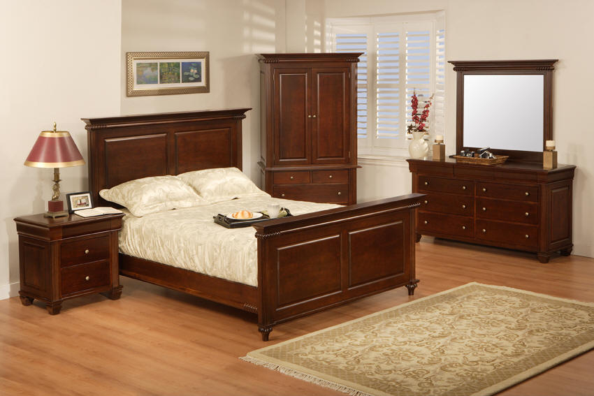 Handmade wood bed handicrafts of pakistan for Bedroom furniture designs pictures in pakistan