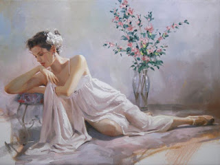 After the dance, Richard S. Johnson