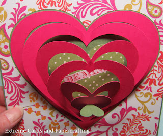 be mine sentiment on valentine card