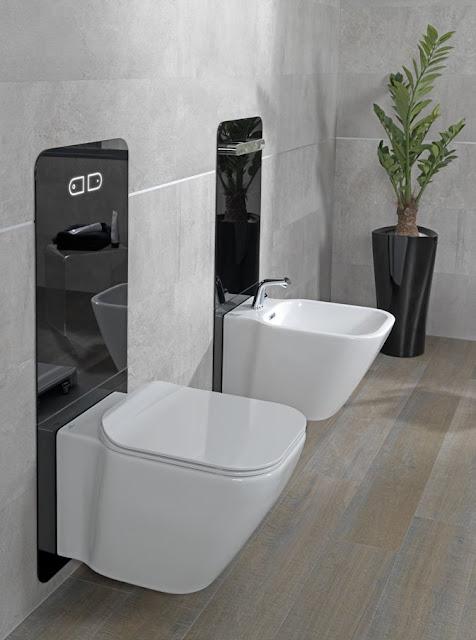 Baños Diseno Porcelanosa:SmartLine de Noken, alta tecnología de diseño