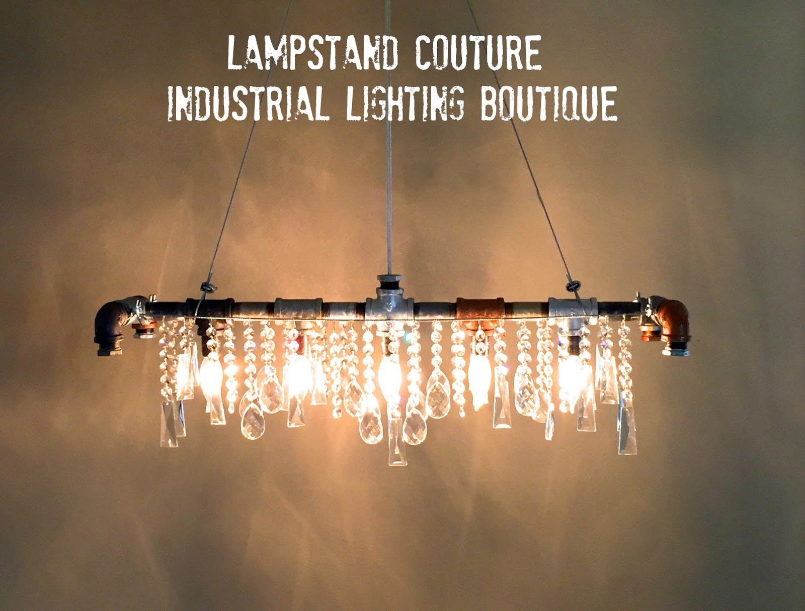 Lampstand Couture Industrial Lighting Boutique