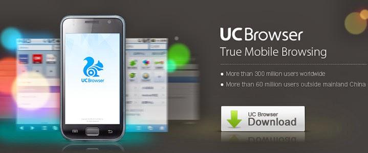 UC Browser para Android v.9.9.3