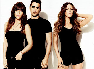 Jessica Biel, Kate Beckinsale, Colin Farrell, Maxim, Maxim Magaxine, Maxim July/August 2012