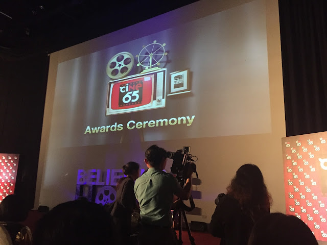 ciNE65 SG Awards Ceremony Joyden Hall Short Film Competition Singapore Lunarrive