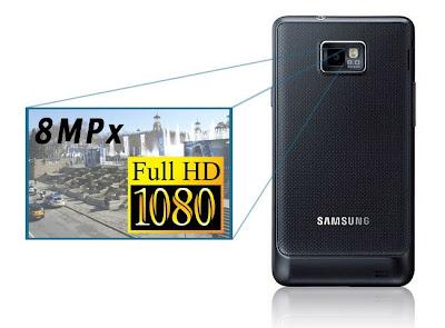Samsung Galaxy S II Camera