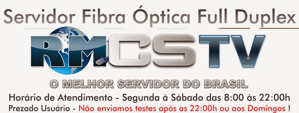 SERVIDOR CS RMCSTVHD SKY & VIA SD/HDTV-FONICA –OI TV