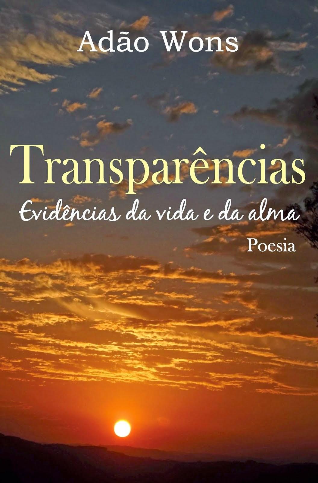 Transparências -Evidências da vida e da alma