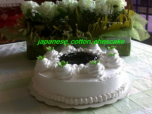 japanese cotton chesecake