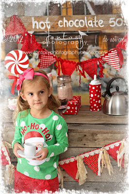 Triad Childrens Christmas Portraits Photographer - Fantasy Photography llc
