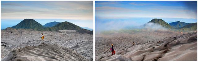 Mendaki Gunung Api Dukono - Wisata Halmahera Utara (Wilayah Galela)