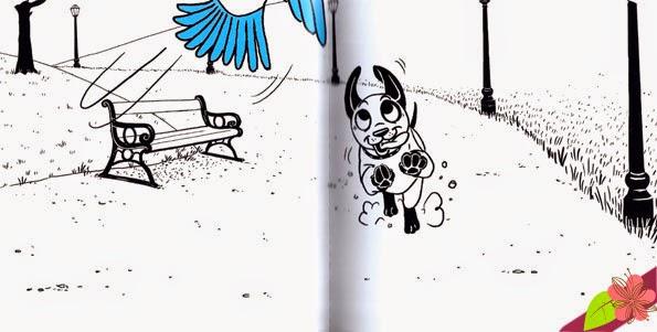 Pichien de Layla Benabid chez Rêves bleus