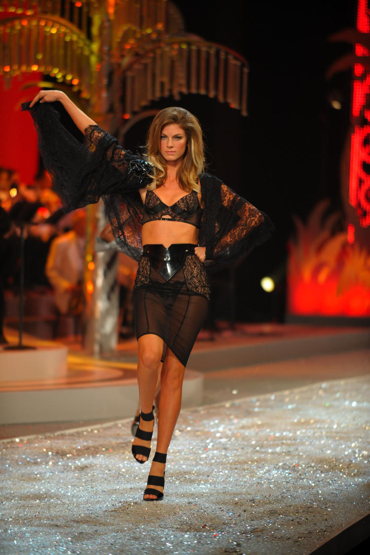 Top Models Of  Victoria Secrets Picture Gallery
