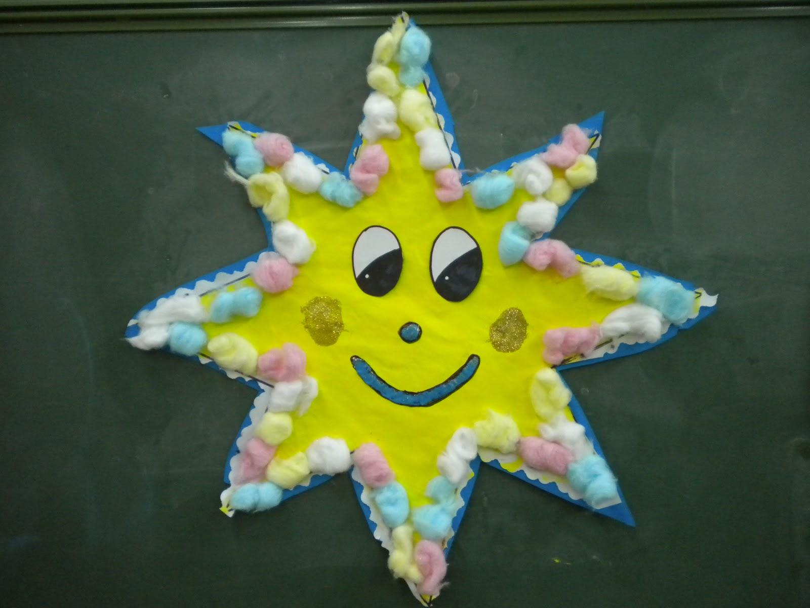 El rinc n de l s educador s ideas para decorar en navidad - Ideas para decorar estrellas de navidad ...