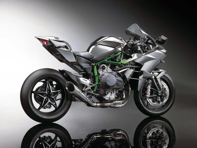2015 Kawasaki Ninja H2R Supercharged Review