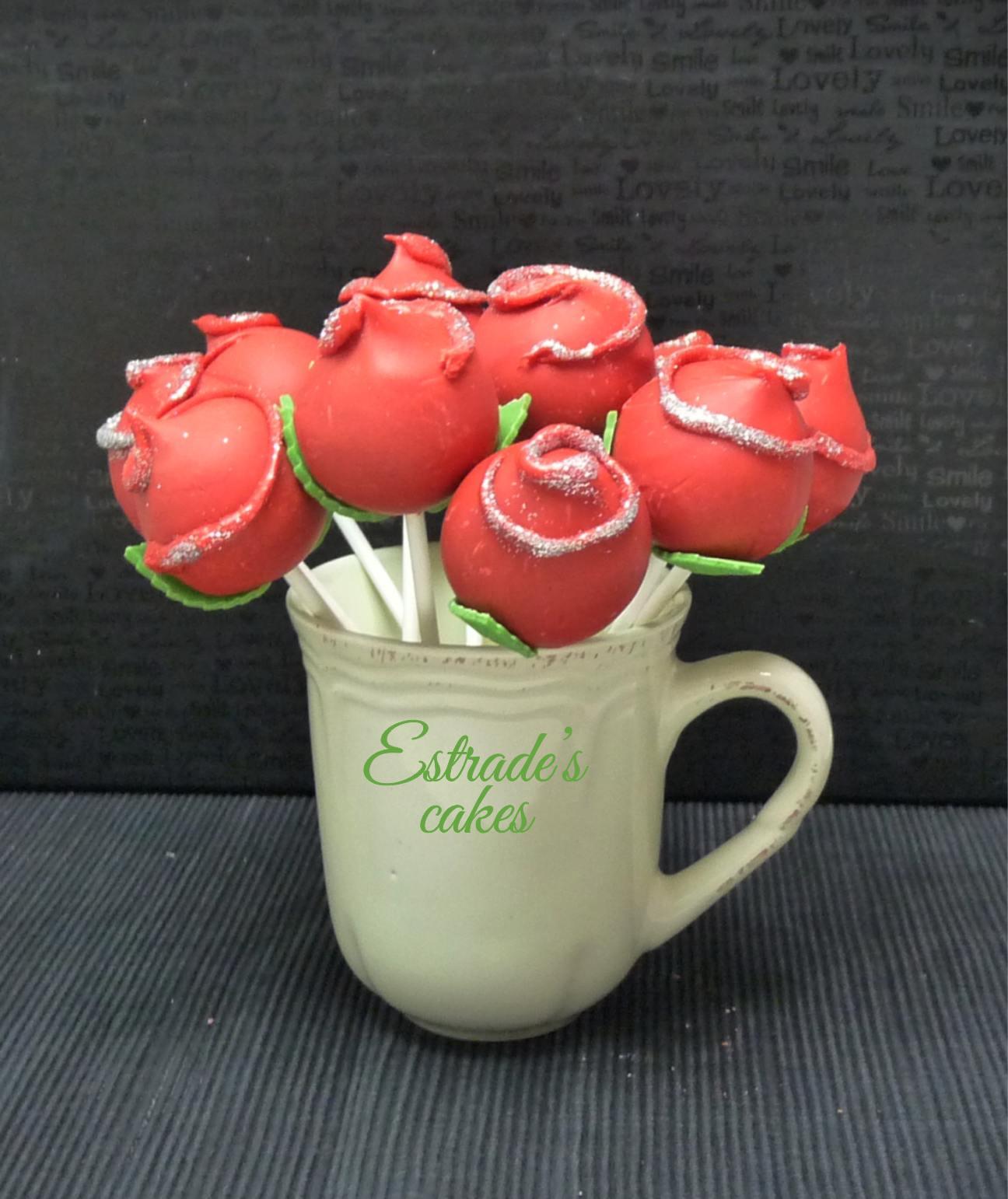 cake pops rosas rojas-1