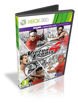 Download Virtua Tennis 4 Xbox 360 RF (Região Free) 2011
