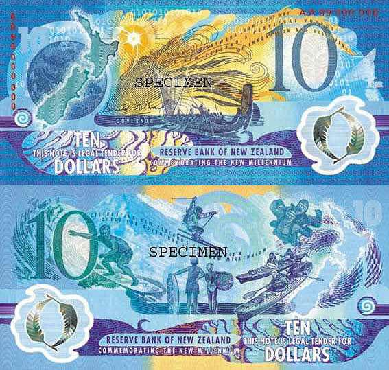 Los billetes más bellos del mundo