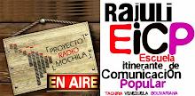 Radio Mochila y RAJULi EiCP