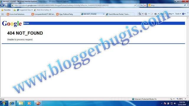 cara terbaik, simpel, cepat, praktis, efektif dan mudah untuk mengatasi error 404 atau halaman tidak ditemukan pada blogspot