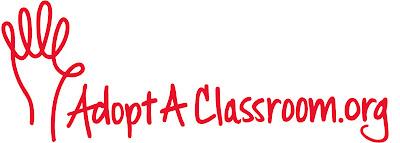 Image result for adopt a classroom logo