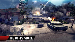 Mod Modern Combat 4: Zero Hour Apk