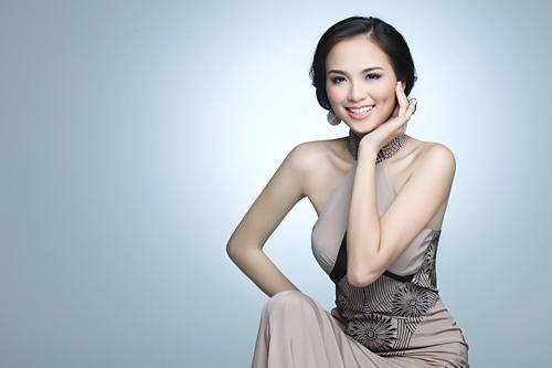 Miss Vietnam Universe 2012 Luu Thi Diem Huong